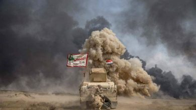 The Iraqi National Army said its troops and federal police liberated the town of Hawija on October 5.