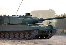 Turkey's Altay main battle tank
