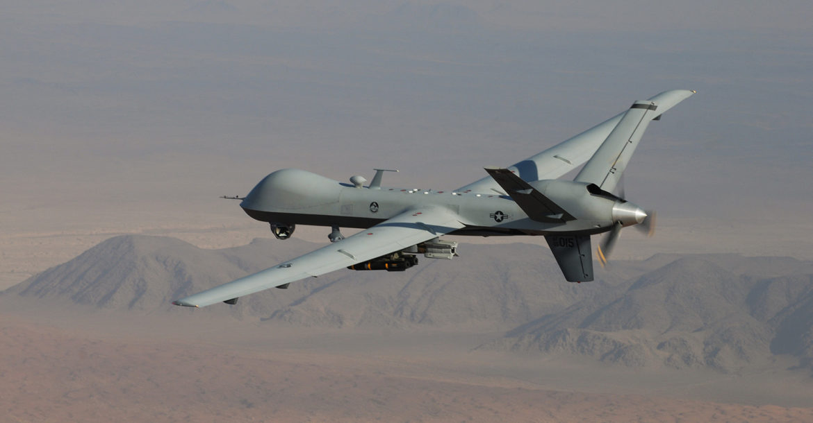 Pentagon Confirms US MQ 9 Drone Shot Down In Western Yemen