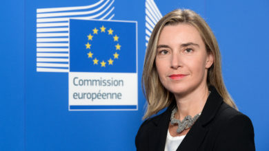 Federica Mogherini, EU High Representative and Vice President