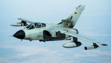 German Luftwaffe Tornado GR4