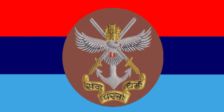 India Ministry of Defence flag