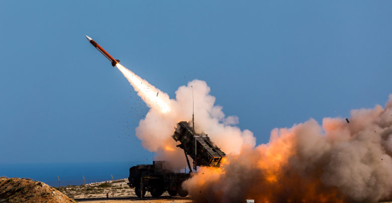 Patriot missile system fired in Greece