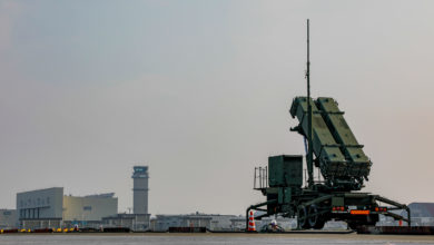 Patriot air defense missile system, Japan