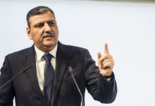 Riyad Hijab, head Syria opposition High Negotiation Committee