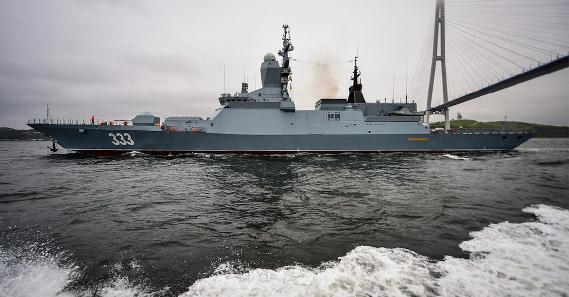 Russian navy to deploy 26 new warships this year, Putin says