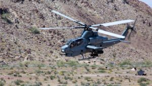 AH-1Z Viper attack helicopter