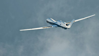 Northrop Grumman MQ-4C Triton unmanned aerial vehicle