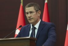 Turkish defense minister Nurettin Canikli