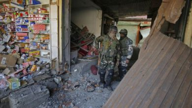 Bomb kills four in Sopore, Indian Kashmir