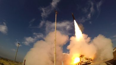 Israel's Arrow 3 missile flight test