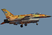 Israel Air Force F-16I Soufa