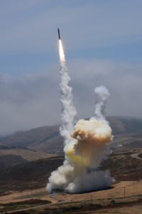 GMD ballistic missile defense FTG-15 flight test