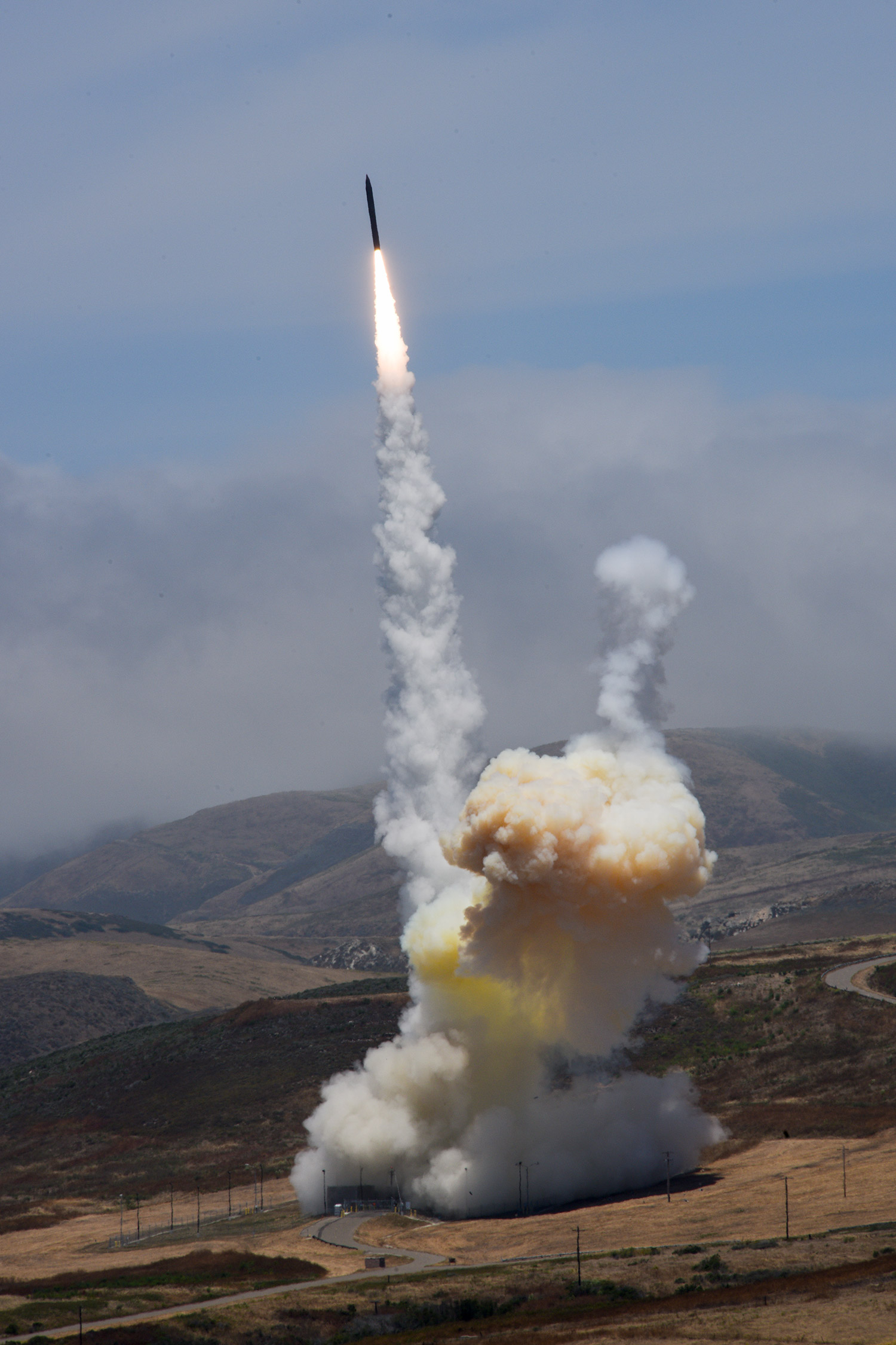 Boeing awarded $6 6 billion contract for GMD anti-ballistic