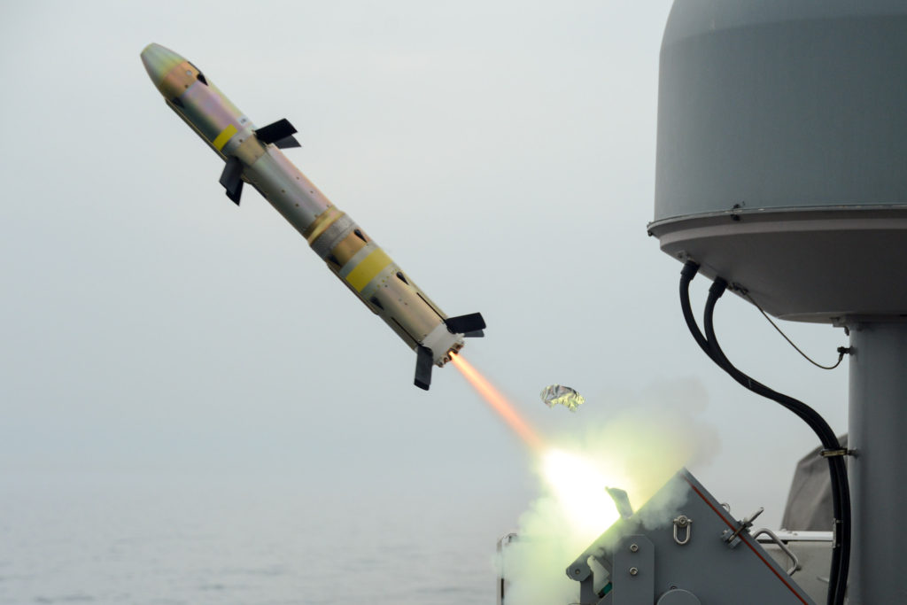 AGM-176 Griffin surface-to-surface missile