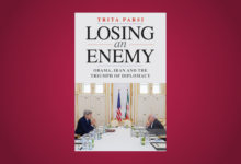 Book Review: Trita Parsi - Losing an Enemy