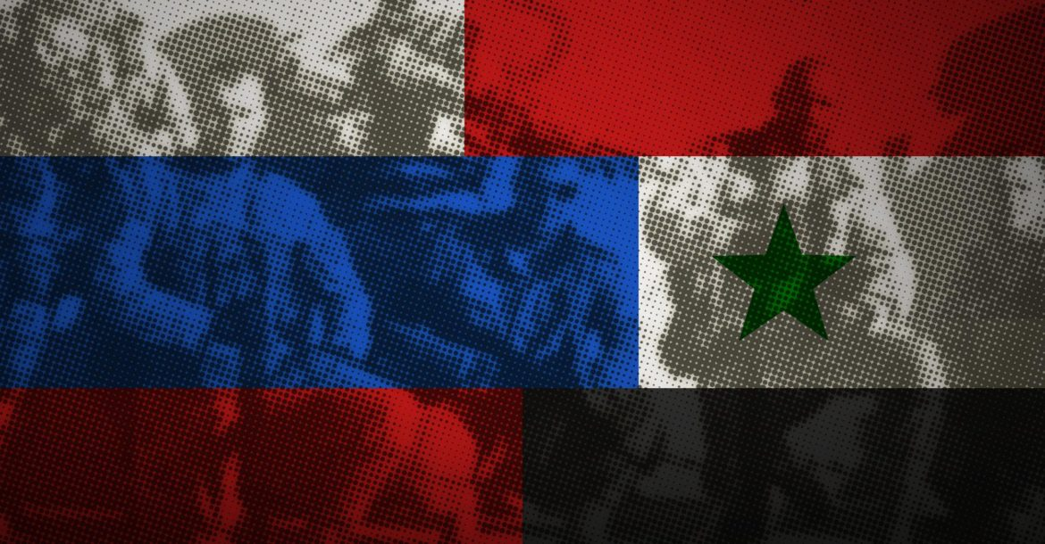 Russian private military contractors Syria