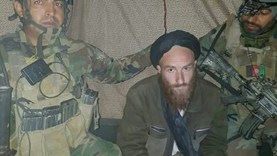 A German national identifying himself as Abdul Wadood with the Taliban