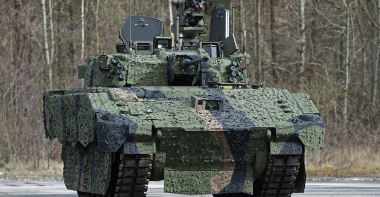 Ajax armoured fighting vehicle