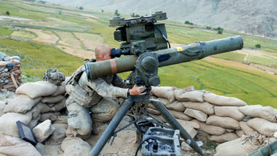 BGM-71 TOW missile system