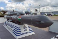 India's BrahMos cruise missile