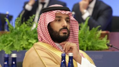 Saudi Defense Minister and Crown Prince Mohammad bin Salman