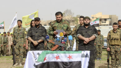 SDF commander announces move to Afrin