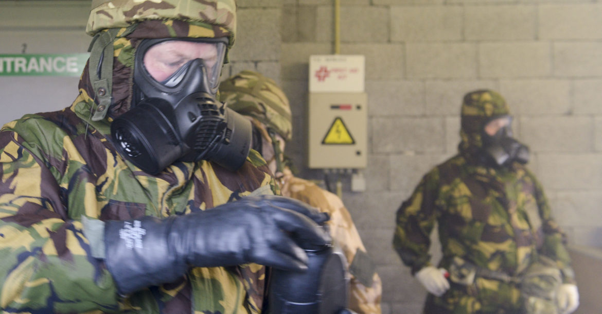 UK to invest £48 million in new Chemical Weapons Defence Centre in