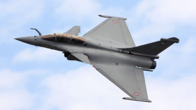 French Air Force Dassault Rafale B