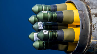 Advanced Precision Kill Weapon System rockets