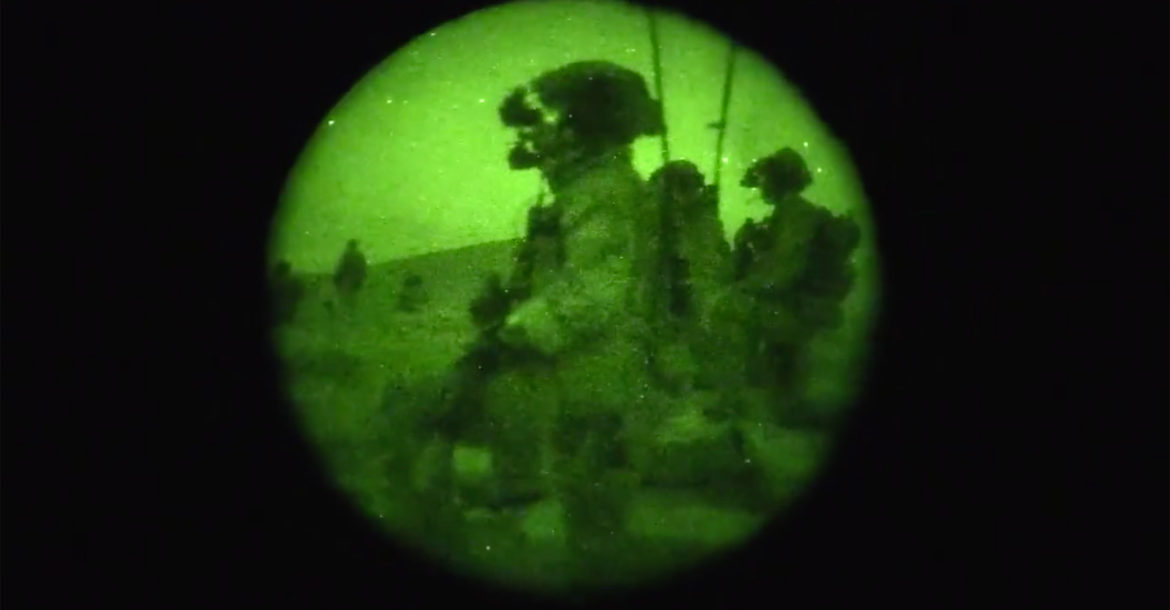 Afghan and US special operations forces raid in Darzab