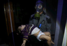 Eastern Ghouta chemical weapons attack