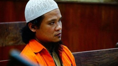 Kiki Muhammad Iqbal, convicted plotter of the 2017 Jakarta bombing claimed by ISIS