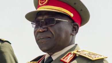 South Sudan's Paul Malong