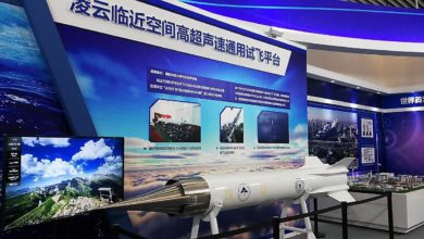 China's Lingyun-1 hypersonic missile