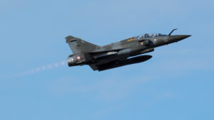 rmee de l'Air (French Air Force) Dassault Mirage 2000 fighter jet