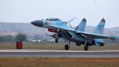 Indian Air Force Sukhoi Su-30MKI