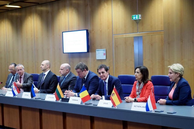 Six EU states sign declaration on 'rapid response' cyber force