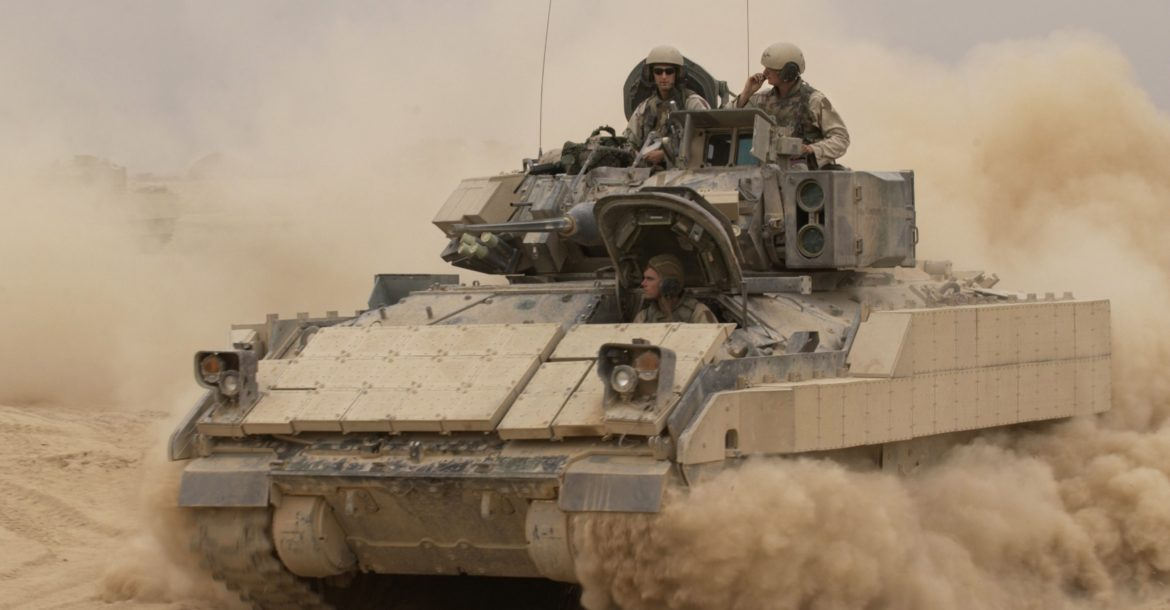 M2A2 Bradley Fighting Vehicle