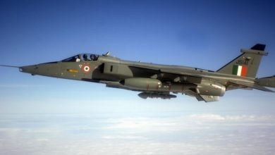 Indian Air Force Jaguar