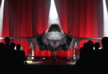 Lockheed roll-out Turkey F-35s