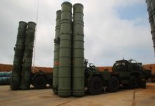 Russian S-400 in Crimea