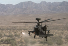 US Army pilots fire the new Joint Air-to-Ground Missile