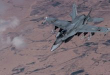 Canada Air Force F-18 Iraq