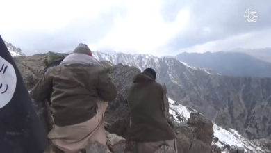 Islamic State-Khorasan Province (ISKP) propaganda video of the battle of Tora Bora, Afghanistan