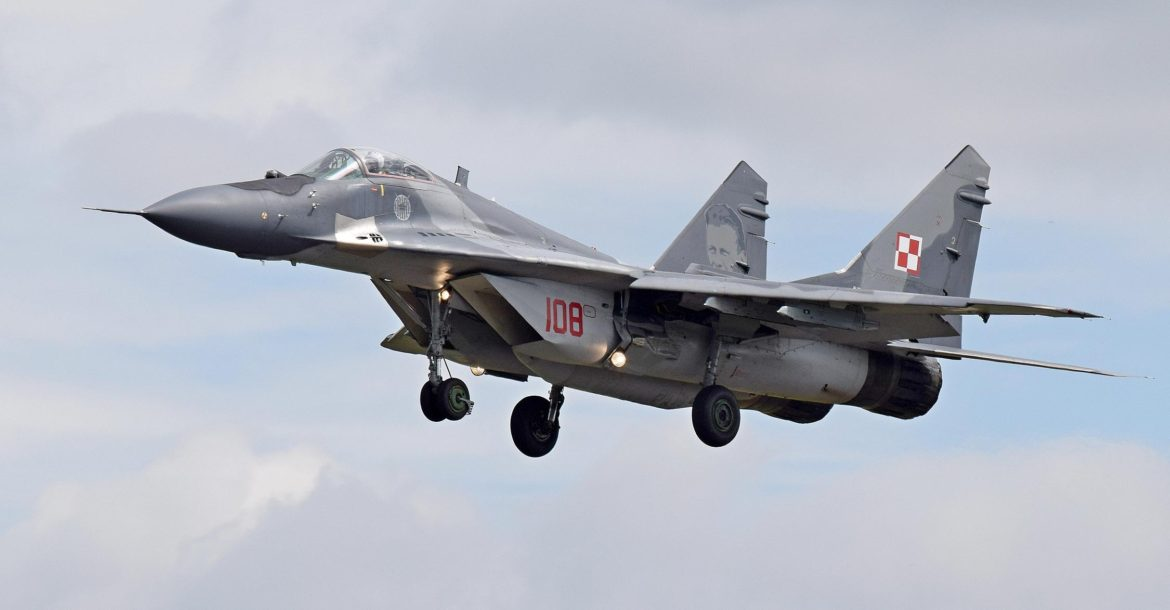 Poland grounds MiG-29 fleet after fatal crash near Paslek