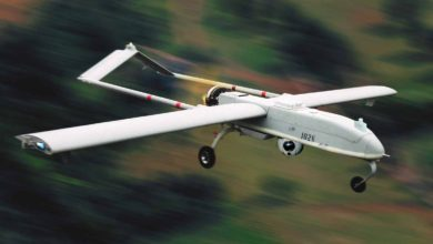 AAI Corp. RQ-7B, or Shadow 200 UAV flown in Afghanistan