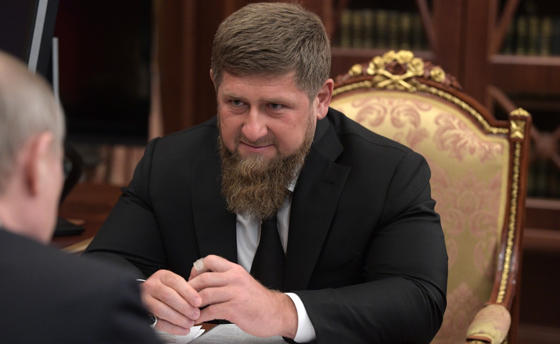 Ramzan Kadyrov announced that he would leave his post 02.27.2016 36