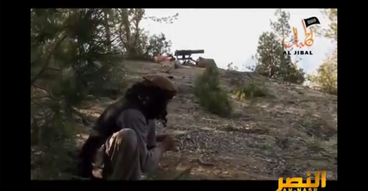 Afghanistan An-Nasr al-Qaeda video