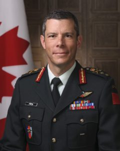 Canadian Armed Forces Major General Dany Fortin